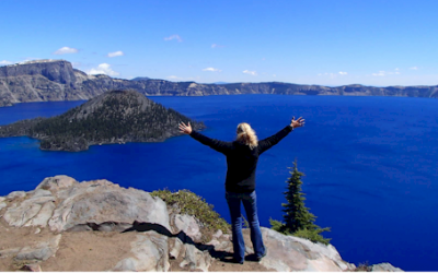 Smoke keeps visitors away from Crater Lake