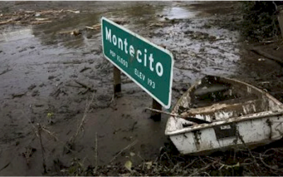 California Wildfires Increased Risk of Flooding