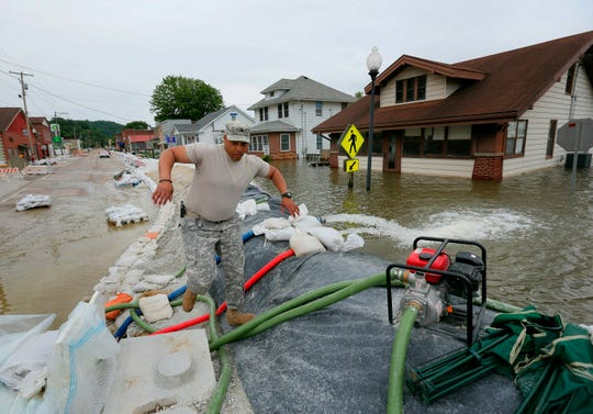 Parts of Southeast deal with flooding, high water rescues