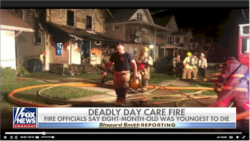 Firefighter loses 3 children in Pennsylvania while helping others